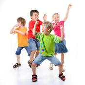 Kids Danceing